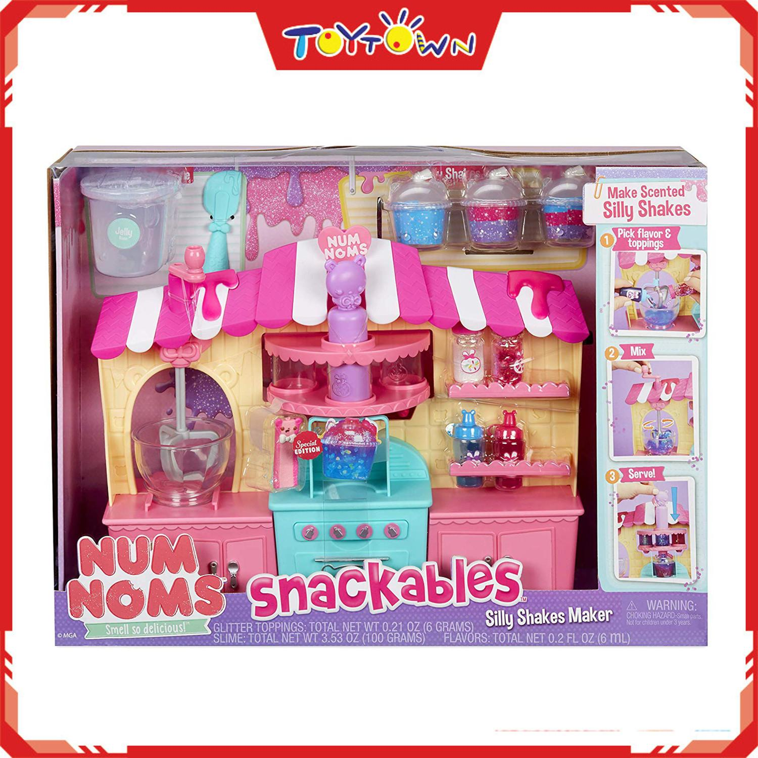 Num Noms Snackers Silly Shakes Maker