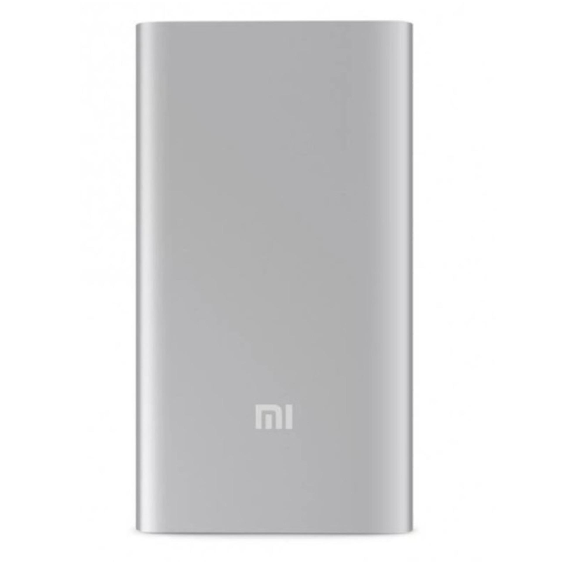 Xiaomi Phone Accessories Philippines Cellphone Original Kabel Data Tipe C Mi4c Mi5 Mimix Mi Pad 2 3 Redmi Pro 5000mah Ultra Thin Power Bank Silver