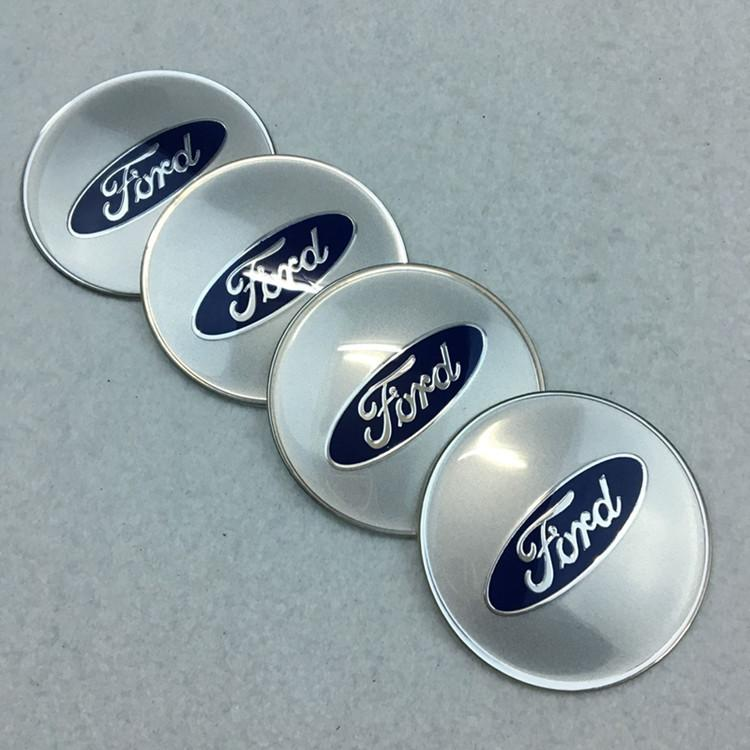 Buy 2 Get 1 Free Customers First Automobilia 4x Ford Car Logo Tyre Valve Caps With Gift Pouch Branded Automotive Merchandise