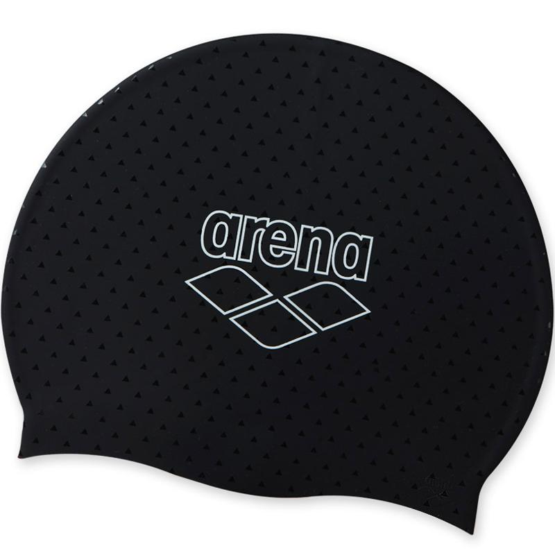 7d997ca49f4 Arena Silicone Swimming Cap Men And Women a Fitness Racing Waterproof Swimming  Caps Schick Earmuff Don