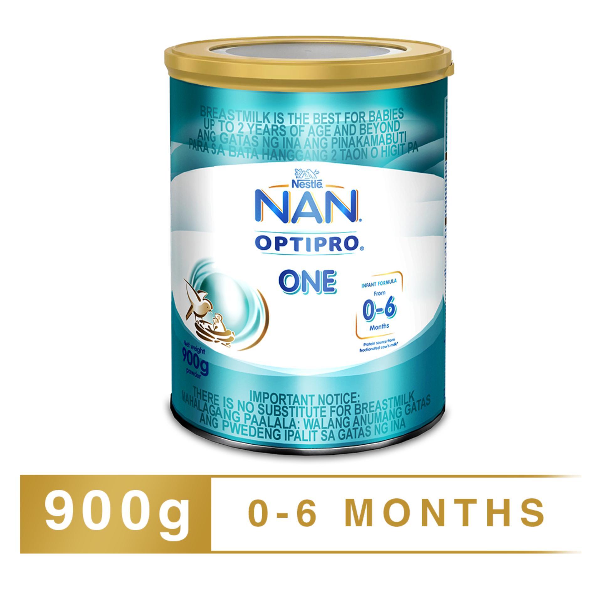 Infant Formula For Sale Baby Online Brands Prices Frisolac Gold 1 400gr Nan Optipro One 900g