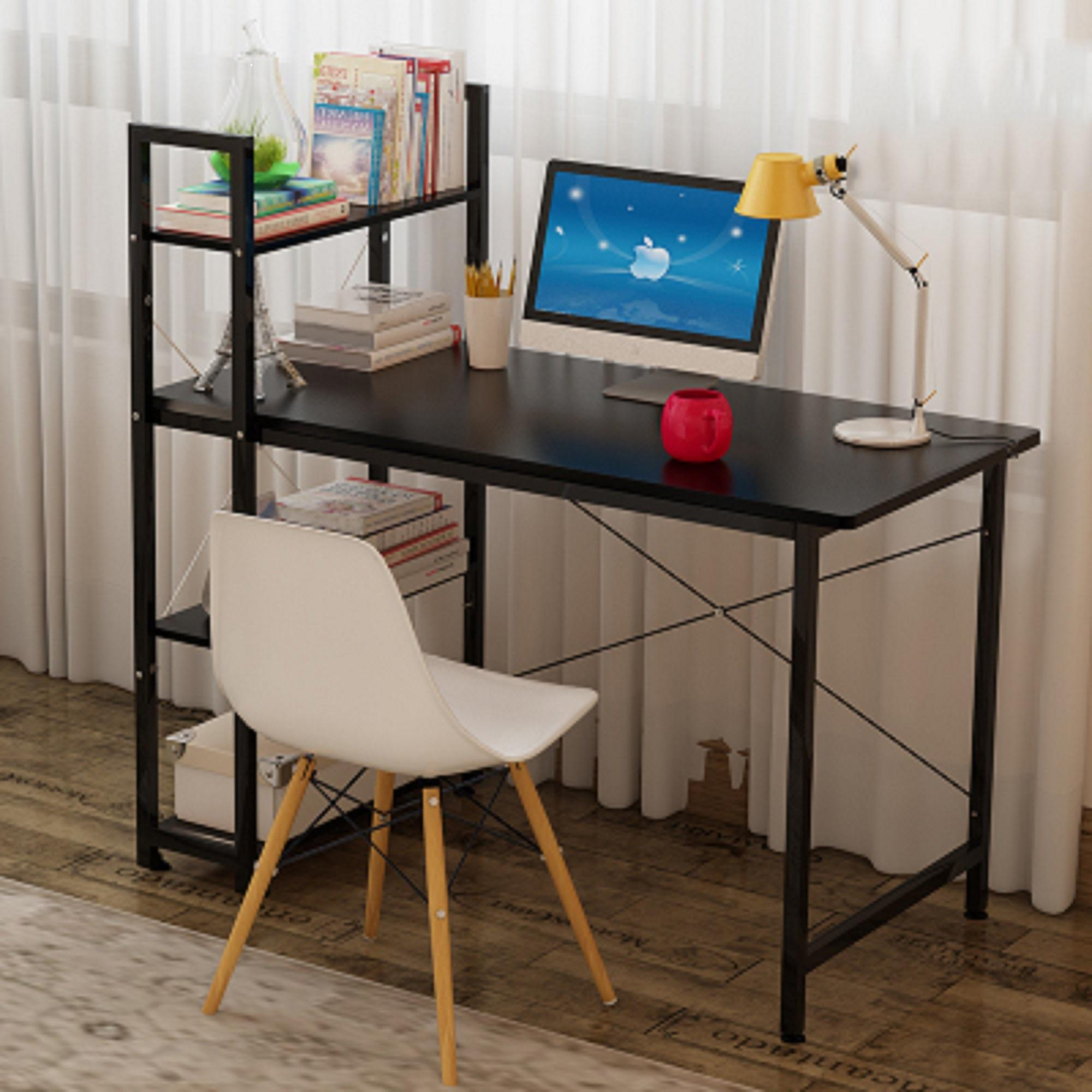 Clifton Black Willow 120x60cm Computer Desk Table