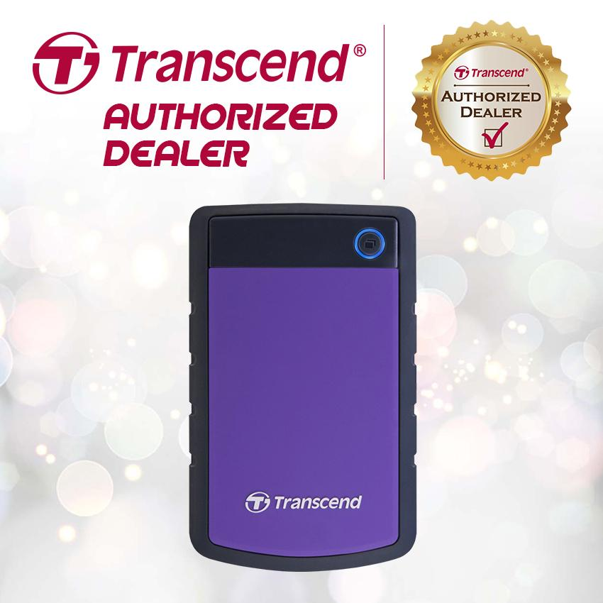 12ddfc62b55 Transcend StoreJet 25H3 2TB Portable Hard Drive with3 Years Warranty