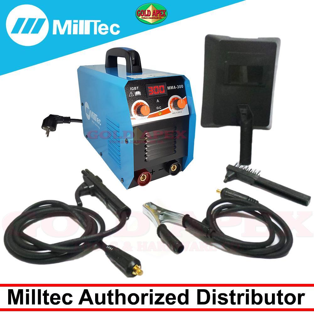 Welding For Sale Equipment Prices Brands Review In Image 50 Amp Welder Plug Wiring Download Milltec Mma 300 Dc Inverter Machine