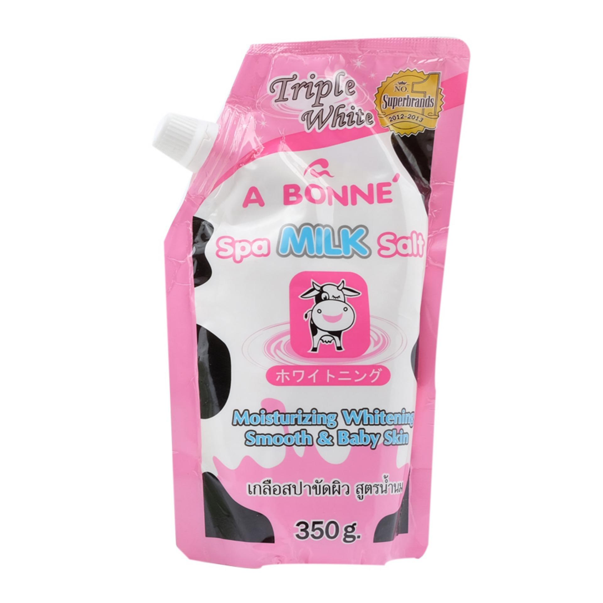 A Bonne Spa Milk Salt 350g By Watsons Personal Care Stores.