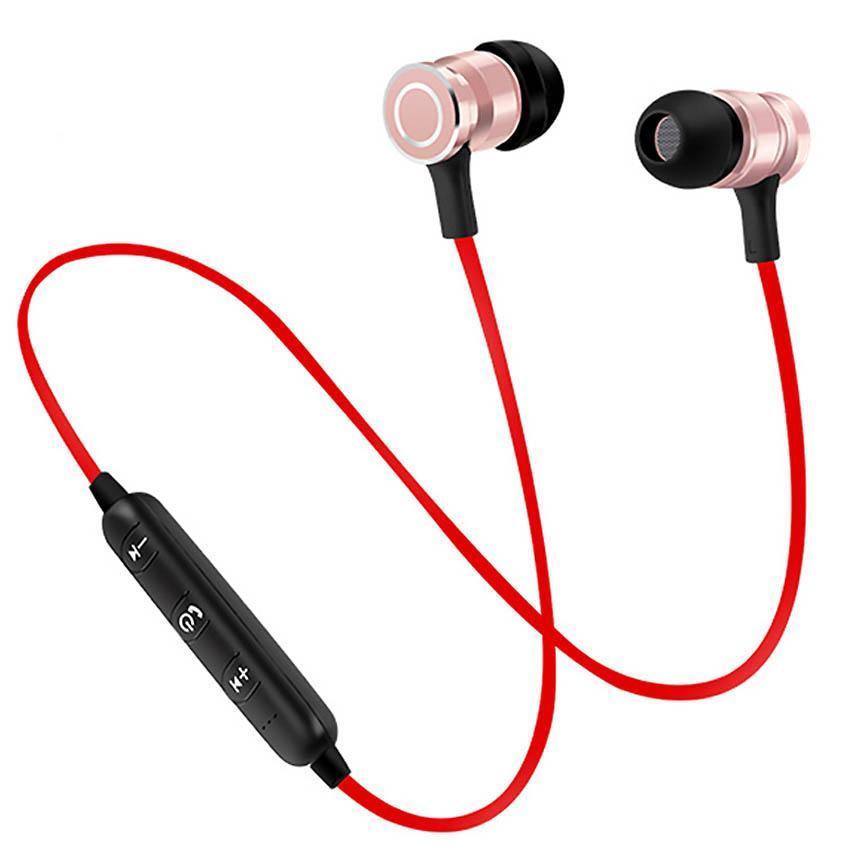 S6 V2 Wireless Bluetooth Headset Sweat proof Earphone with Microphone Headset