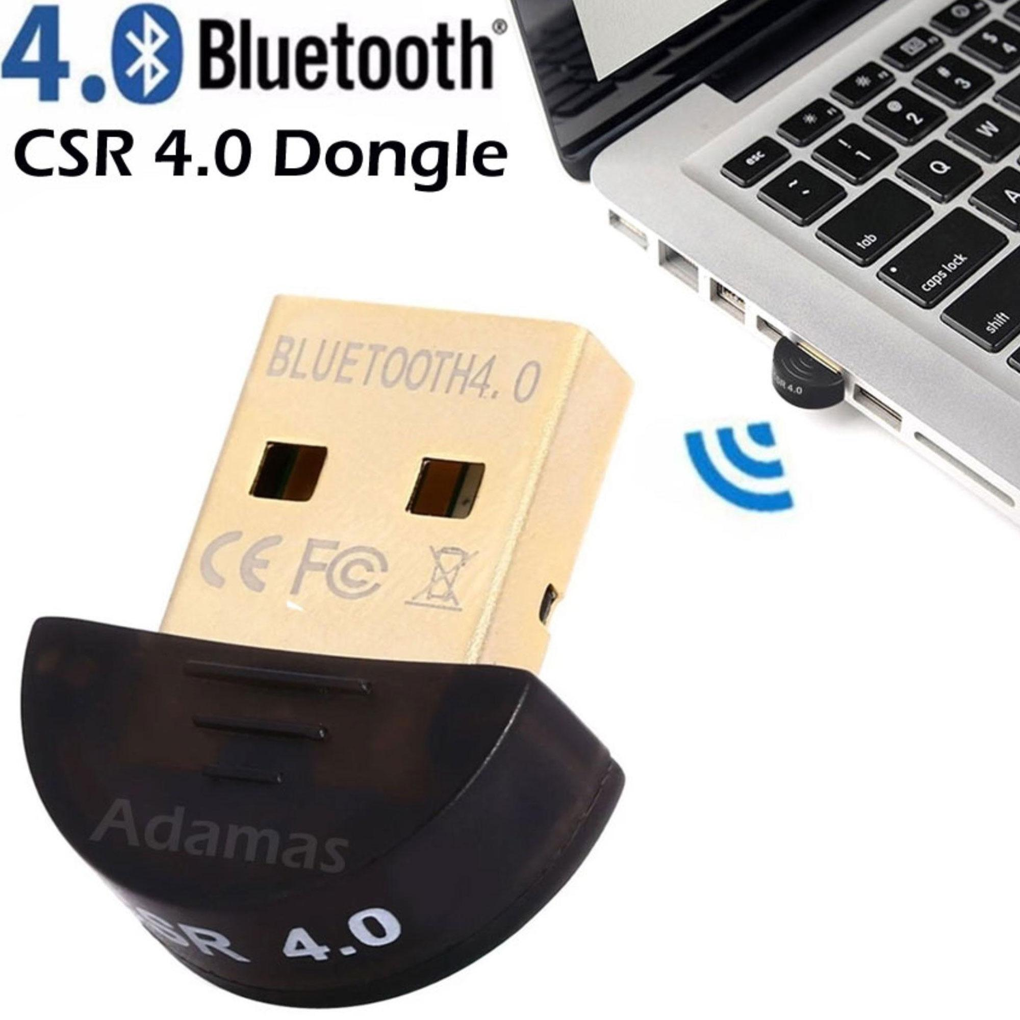 Mini Usb Csr 4.0 Bluetooth Adaptor Dual Mode Wireless Dongle By Adamas.