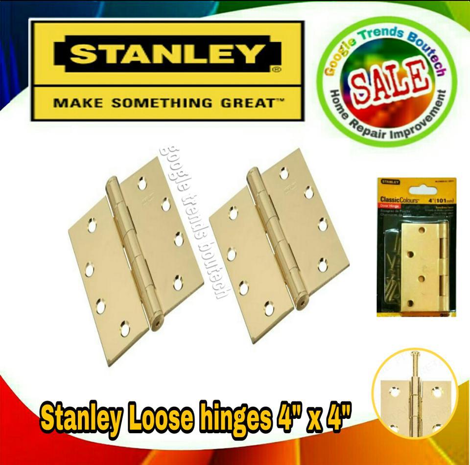 Stanley Hinges 4