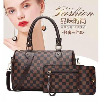 LV 3in1 Bag Shoulder Bag Sling bag Hand Bag