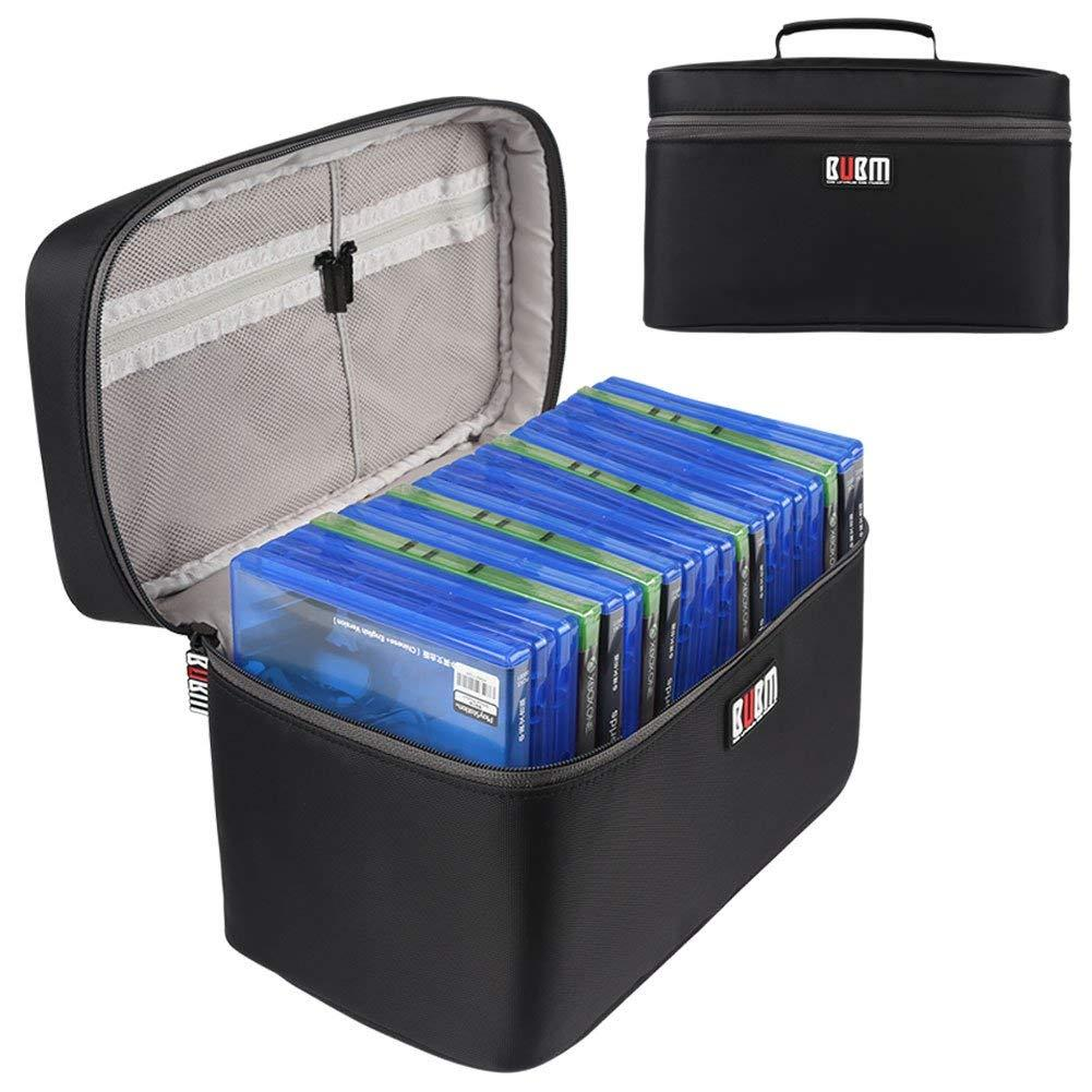 a5f5f481ace Original BUBM Portable Game Disc Carrying Case Storage Bag Travel Case for  PS4  PS4 PRO