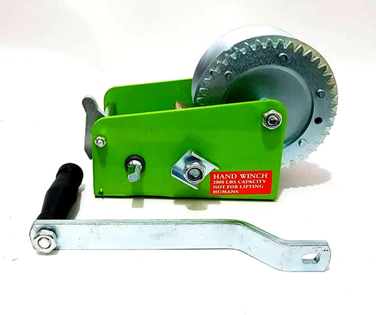 Winch For Sale Pulling Prices Brands Review In Powerwinch Wiring Diagram Ac Hoyoma Hand 2000 Lb