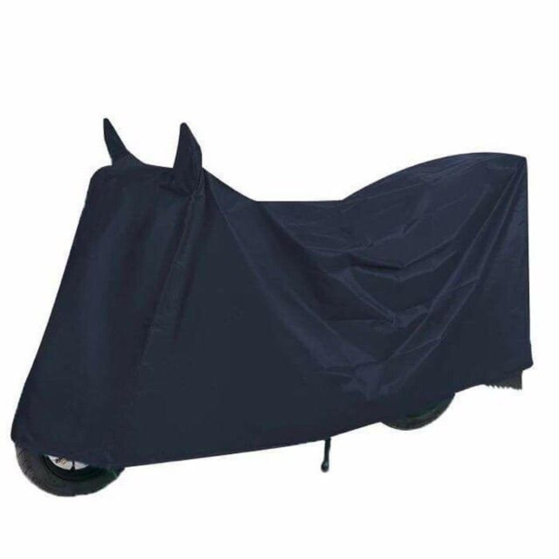 Waterproof Motorcycle Cover (l-Black) By Kinggo Shop.