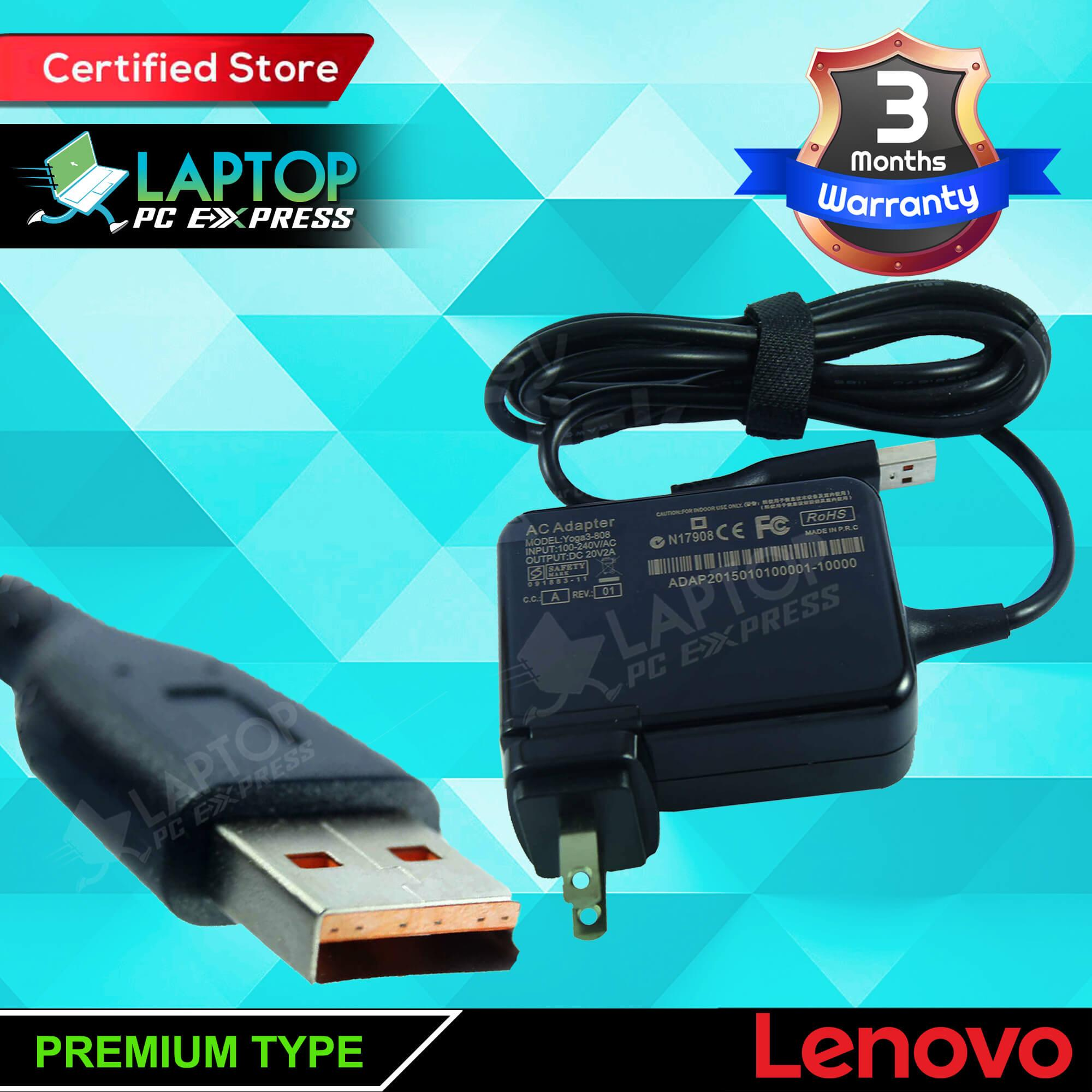 Buy Sell Cheapest Lenovo 14 Best Quality Product Deals Flex 3 6200u 1tb Black 20v 2a 40w Charger Power Adapter For Yoga 1470