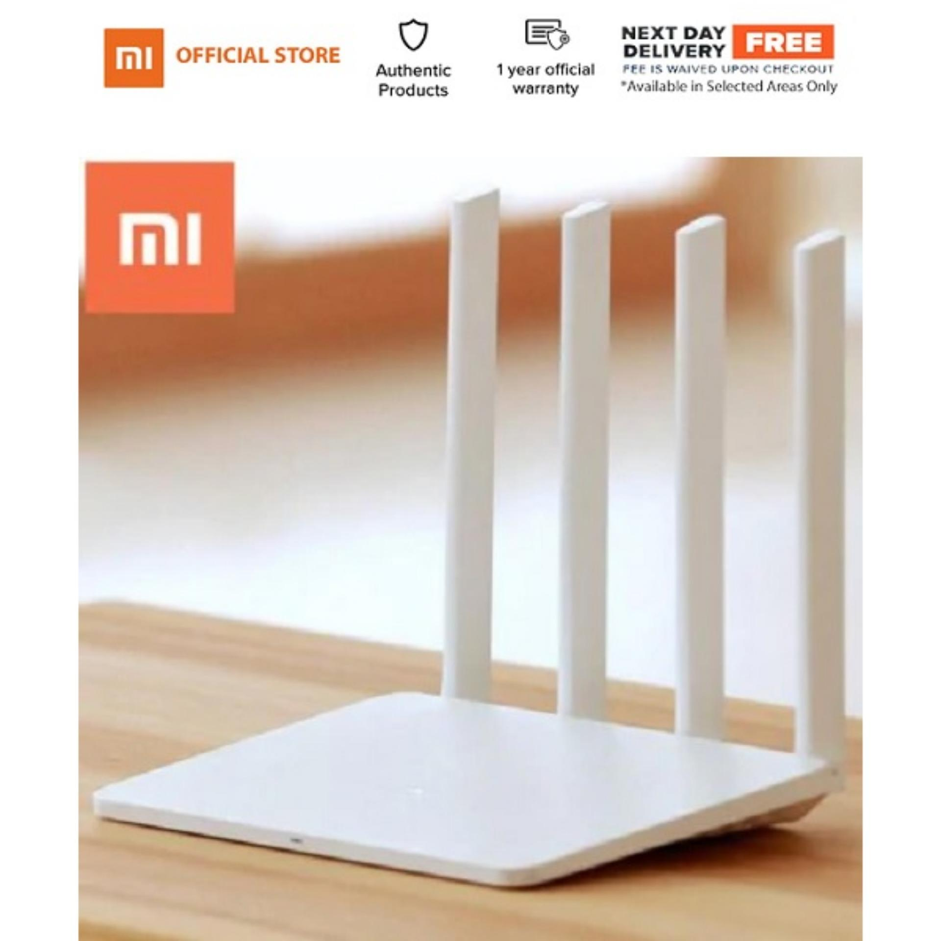 Xiaomi Routers Philippines Internet For Sale Mini Usb Wireless Router Wifi Emitter Adapter 150mbps Original Black Mi 3
