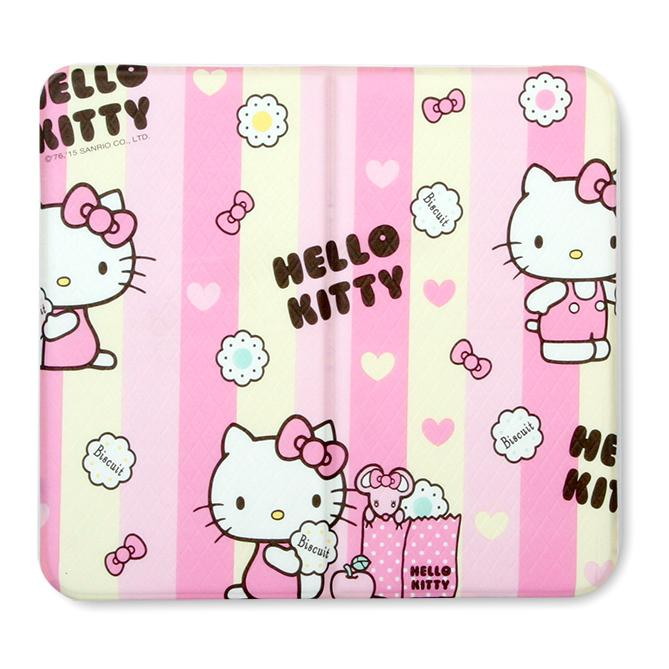 Imported from South Korea Hello Kitty Portable Moisture-Proof PVC Soft Cushion Every Cool Pad