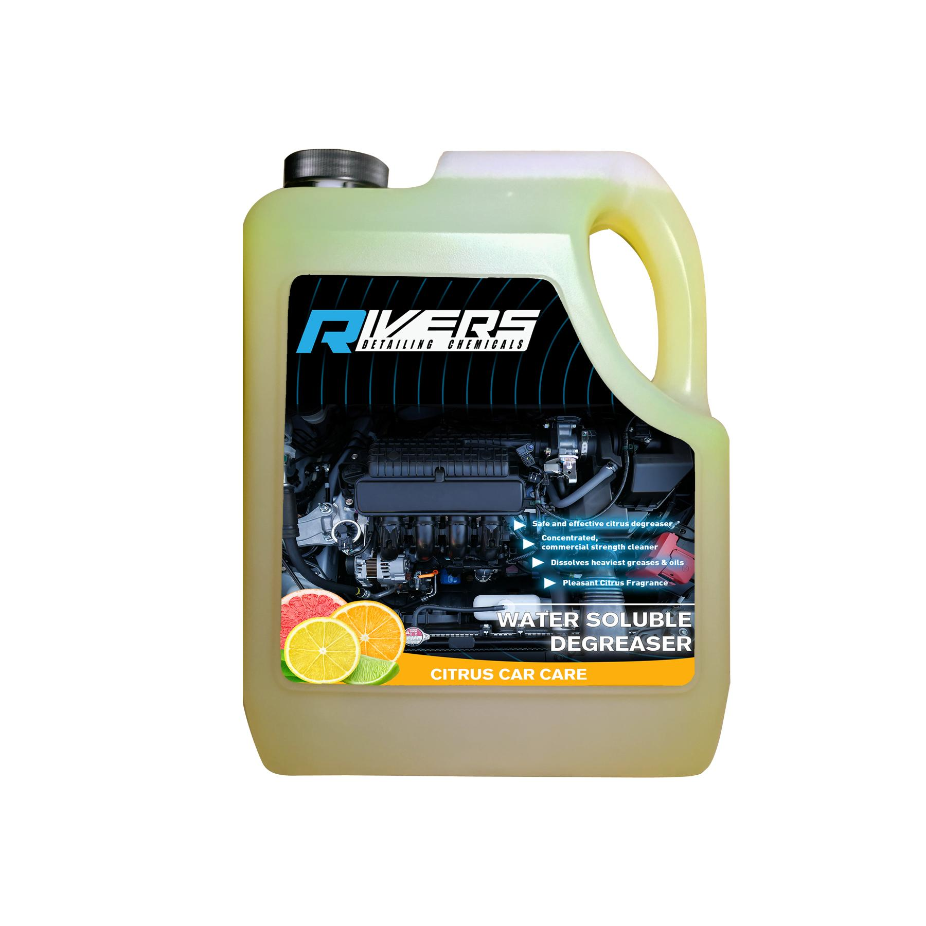 Rivers Water Soluble Degreaser 1 Gal. (4 Liters) By Rivers..