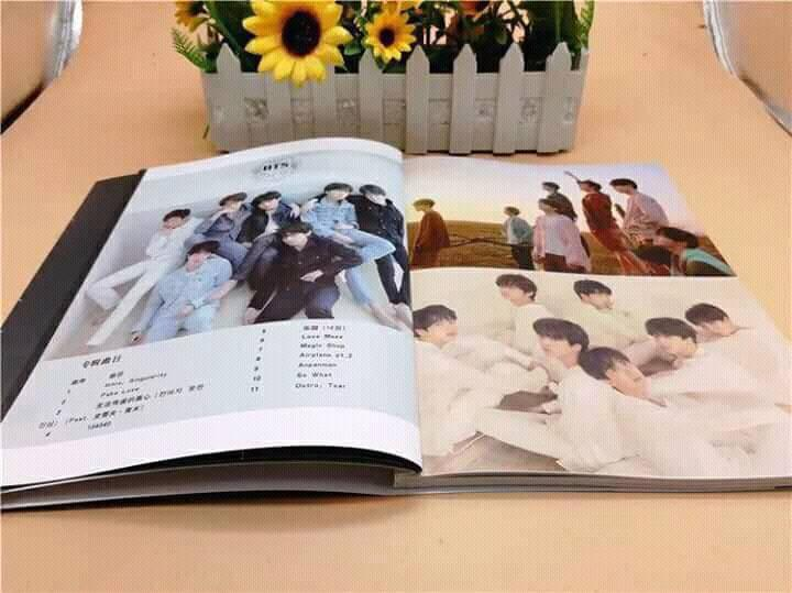 Bts Photobook Tear Version Latest Bts By Dkpopcollect.