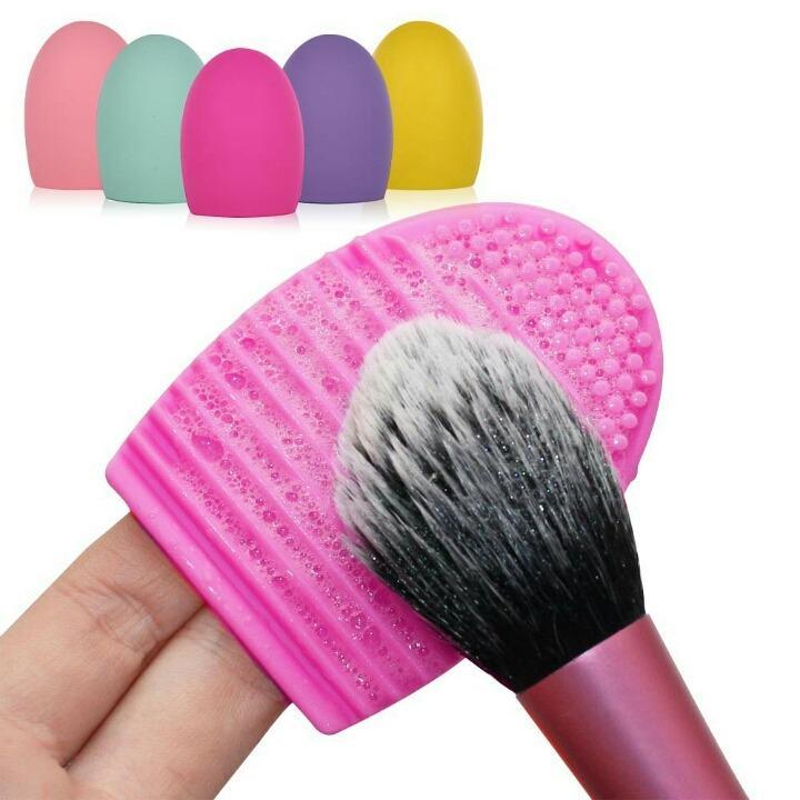 Brush Egg - Make Up Brush Cleaner Philippines
