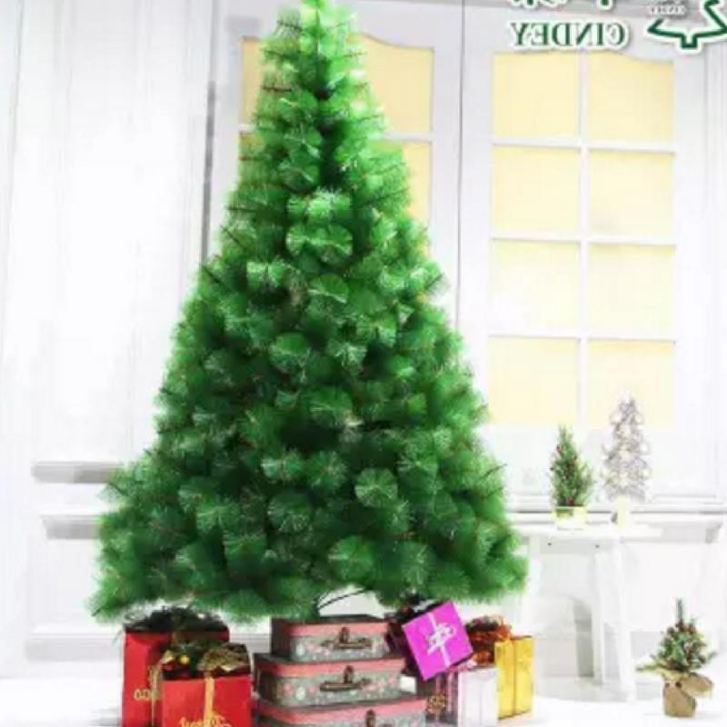 christmas tree 6ft 210s green
