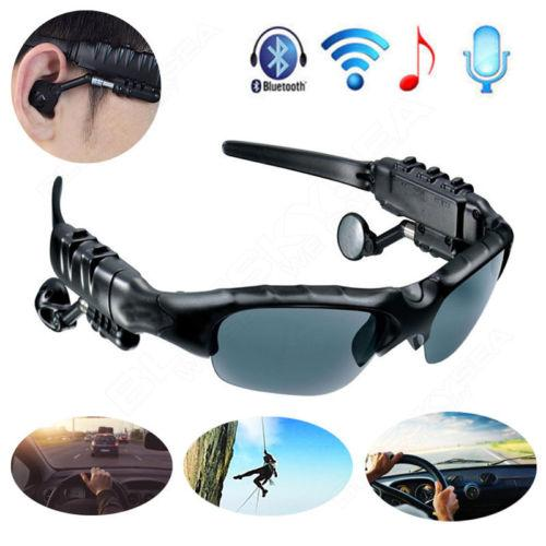 Bluetooth Sport Travle Sunglasses Sun Glasses Music Handsfree Headset Headphone