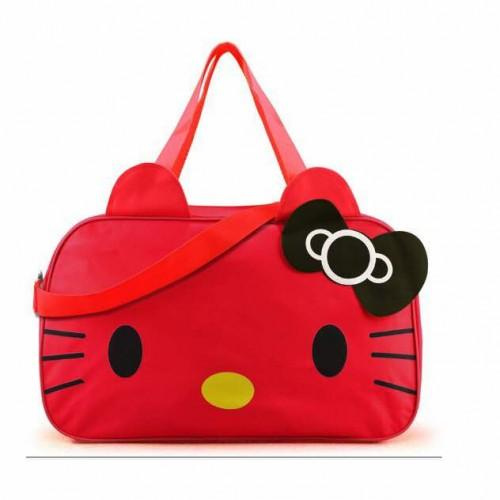 54ece2851a Abby Shi 4683 Women Travel Duffel Bag HK Cartoon Handbags Weekend Travel  Tote Luggage Bags Bolsa
