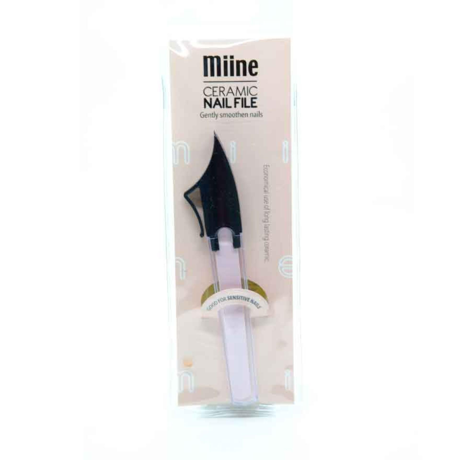 MIINE Ceramic Nail File Philippines