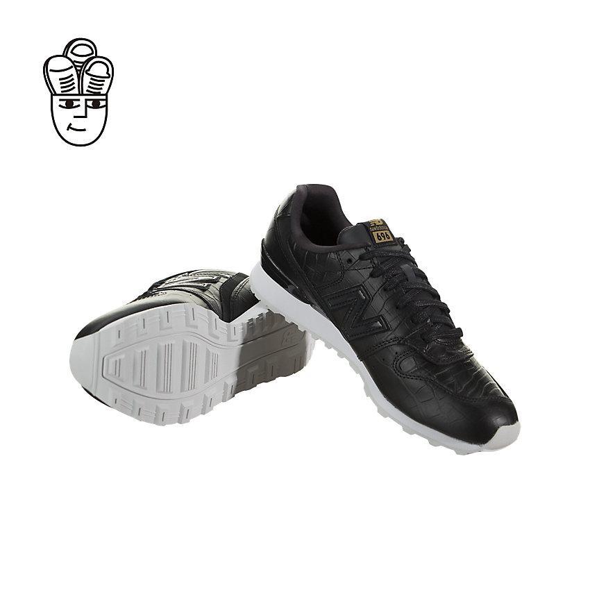 09704cf26e495 New Balance Women 696 Leather Running Shoes Women wl696crb -SH