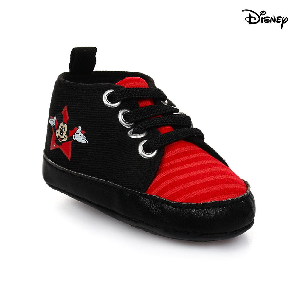 a648bbae56e7c Disney Mickey Mouse Baby Shoes