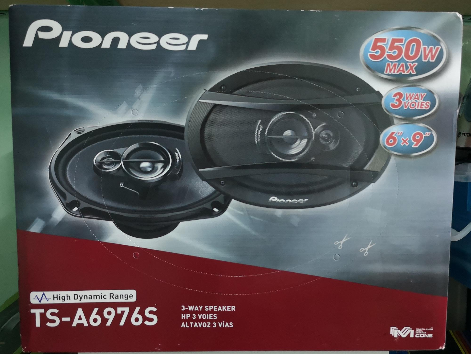 Pioneer Philippines Car Speakers For Sale Prices Speaker Ts F1634r Coaxial 2way 6x9 Original A6976s