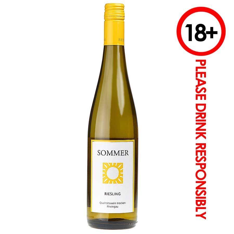 Schloss Vollrads Sommer Riesling White Wine 750ml / Germany