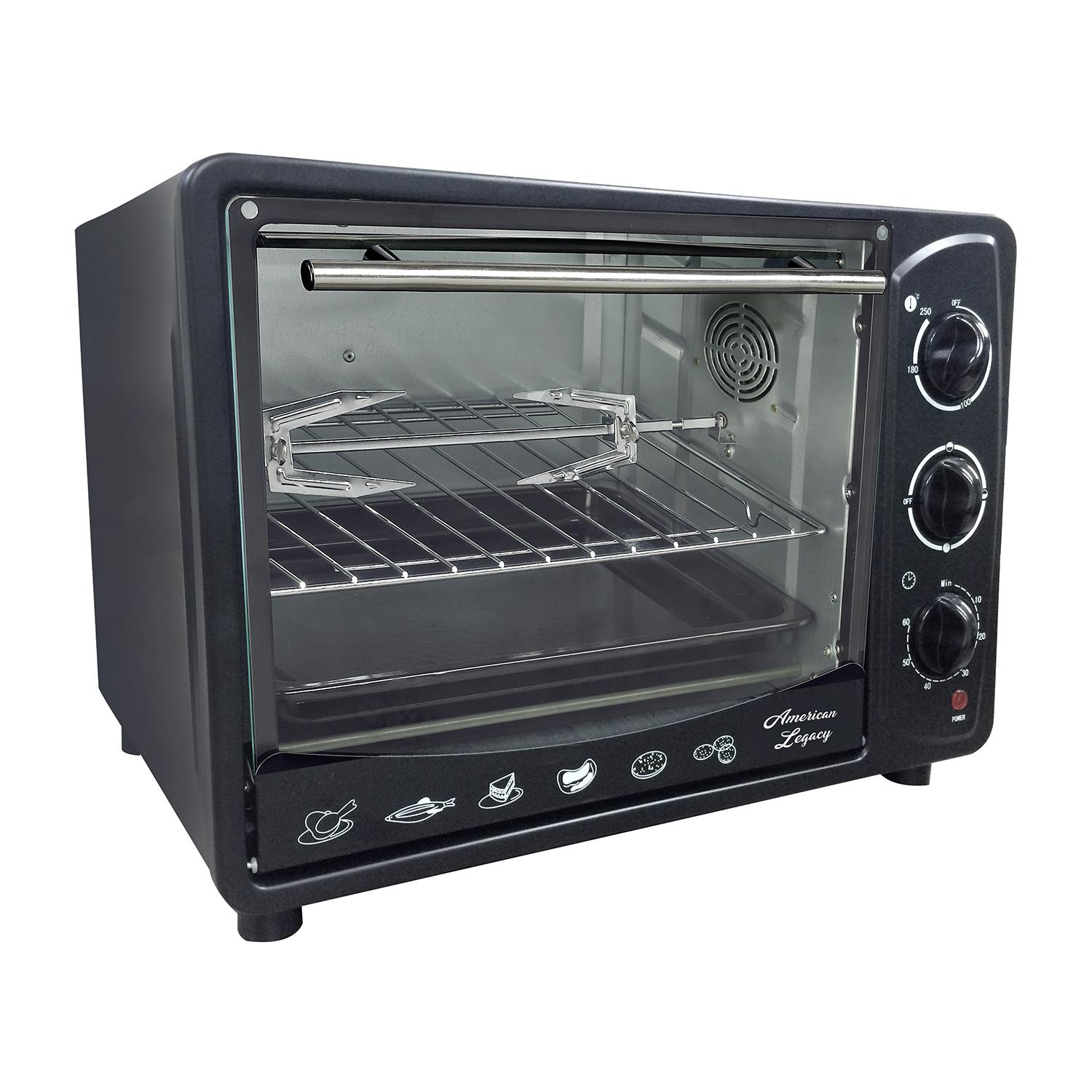 Oven For Sale Toaster Prices Brands Review In Philippines Electric Relay American Legacy 30 Litre W Rotisserie Convection Alot 6409