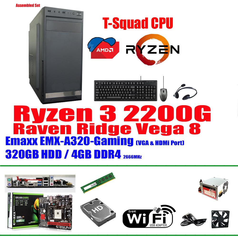 Sell Amd Ryzen 3 Cheapest Best Quality Ph Store Raven Ridge 2200g 35ghz Up To 37ghz Cache 4mb 65w Am4 Php 14477 T Squad Emaxx Cpu 4gb Quad Core 35 Ghz 37 Turbo Socket 65wphp14477