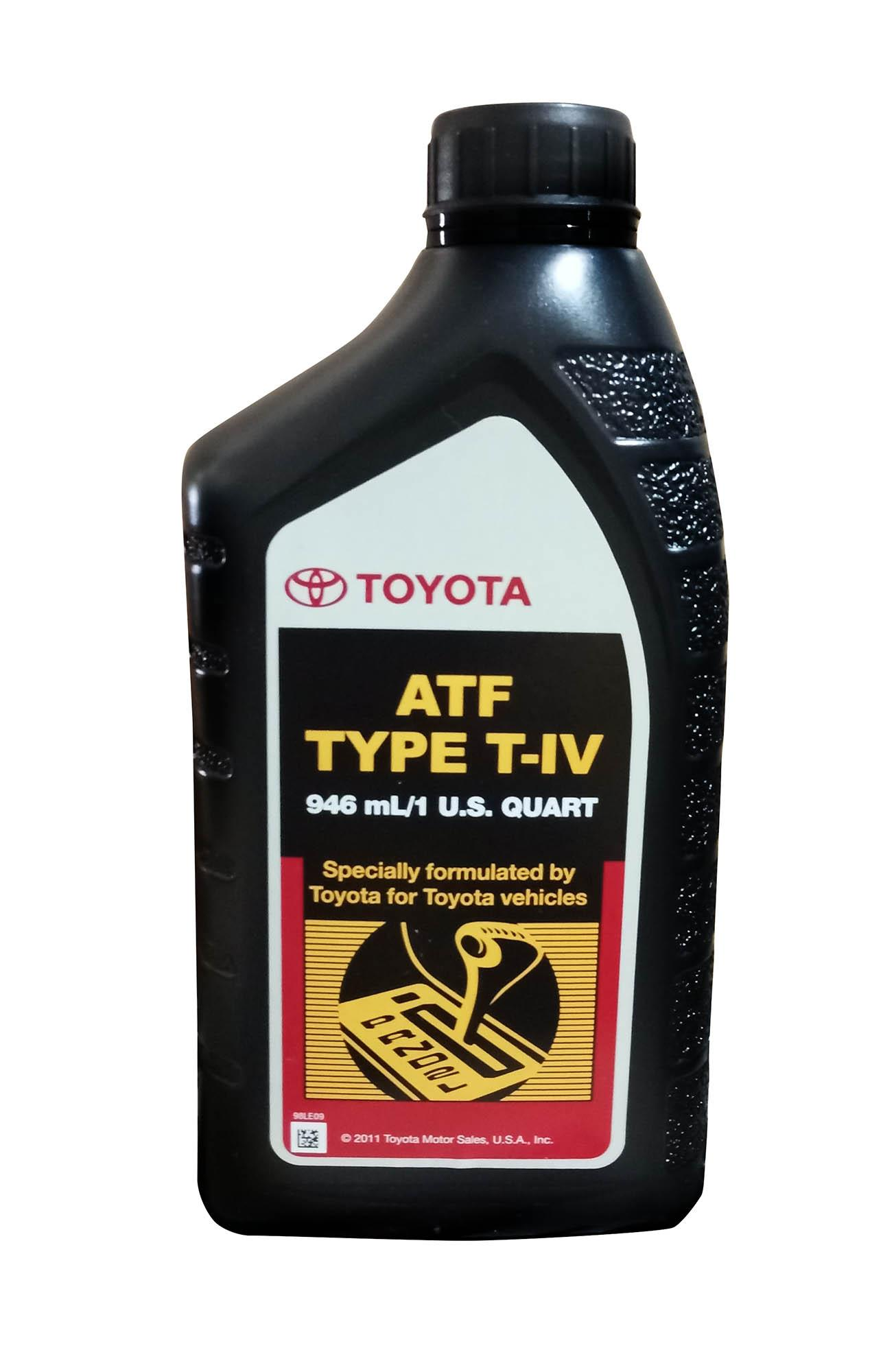Toyota Philippines Price List Car Parts Accessories For Denso Alternator Wiring Diagram Type 4 Atf T Iv Automatic Transmission Fluid 1l 1 Liter
