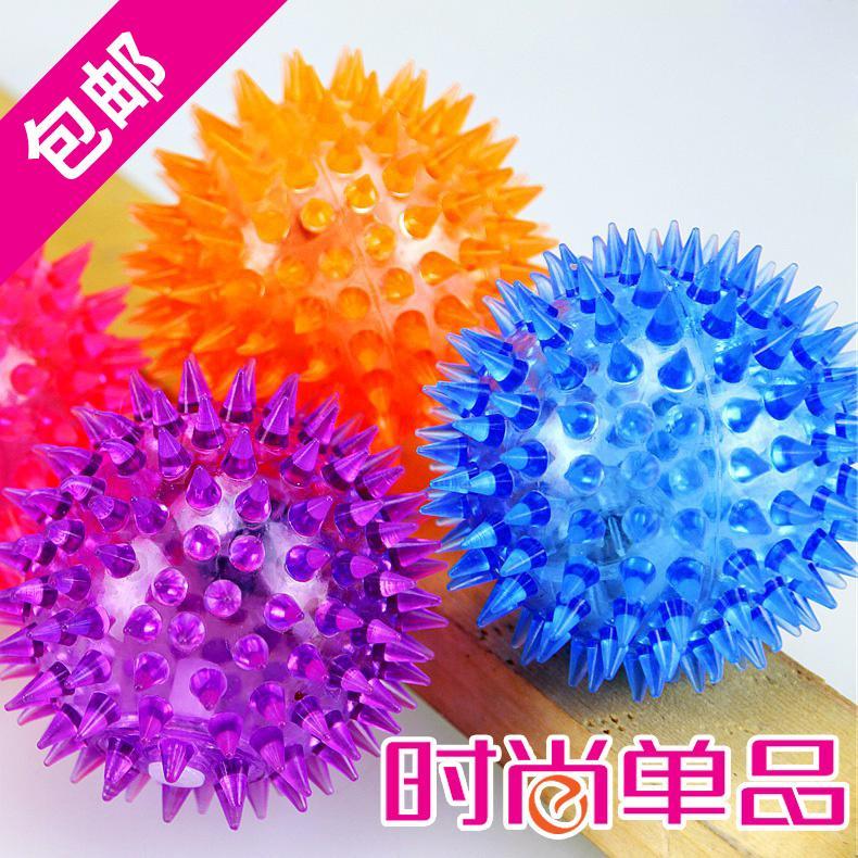 Teddy, wear-resistant ya gou dog Glitter Ball
