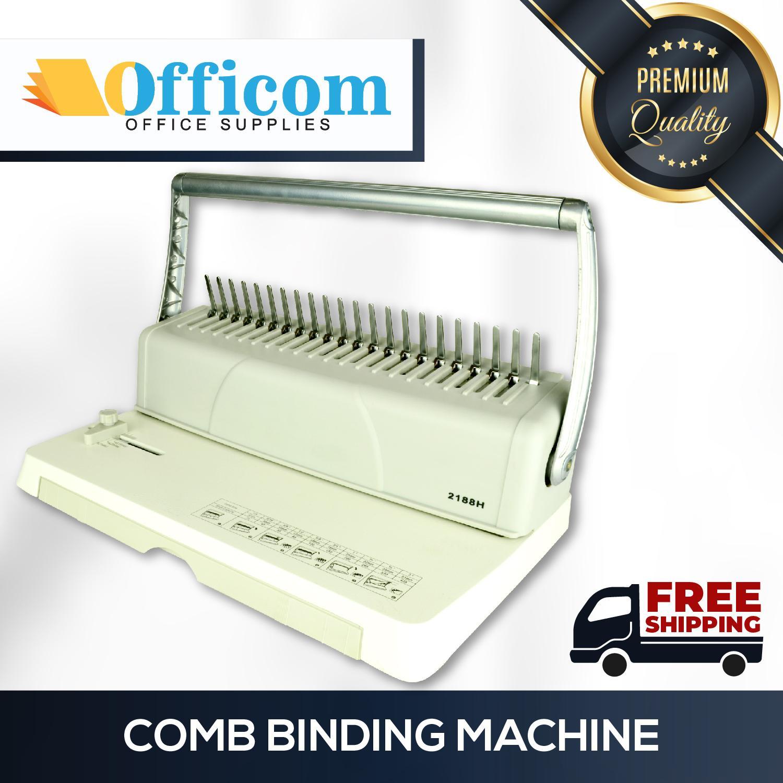 Officom Comb Binding Machine
