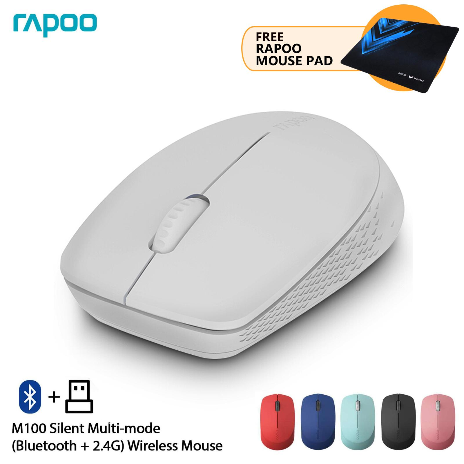 Computer Mouse For Sale Pc Mice Prices Brands Specs In Alcatroz Lithium L2 Rapoo M100 Silent Multi Mode 24g And Bluetooth Wireless Free Pad
