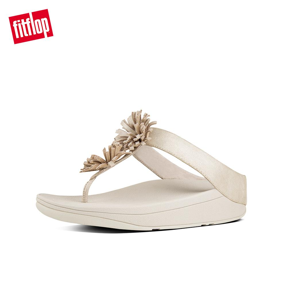 f813df6f947b FitFlop Women s Sandals H38 SKYROCKET TOE-POST SUEDE LEATHER DRESS  lightweight comfort fashion New