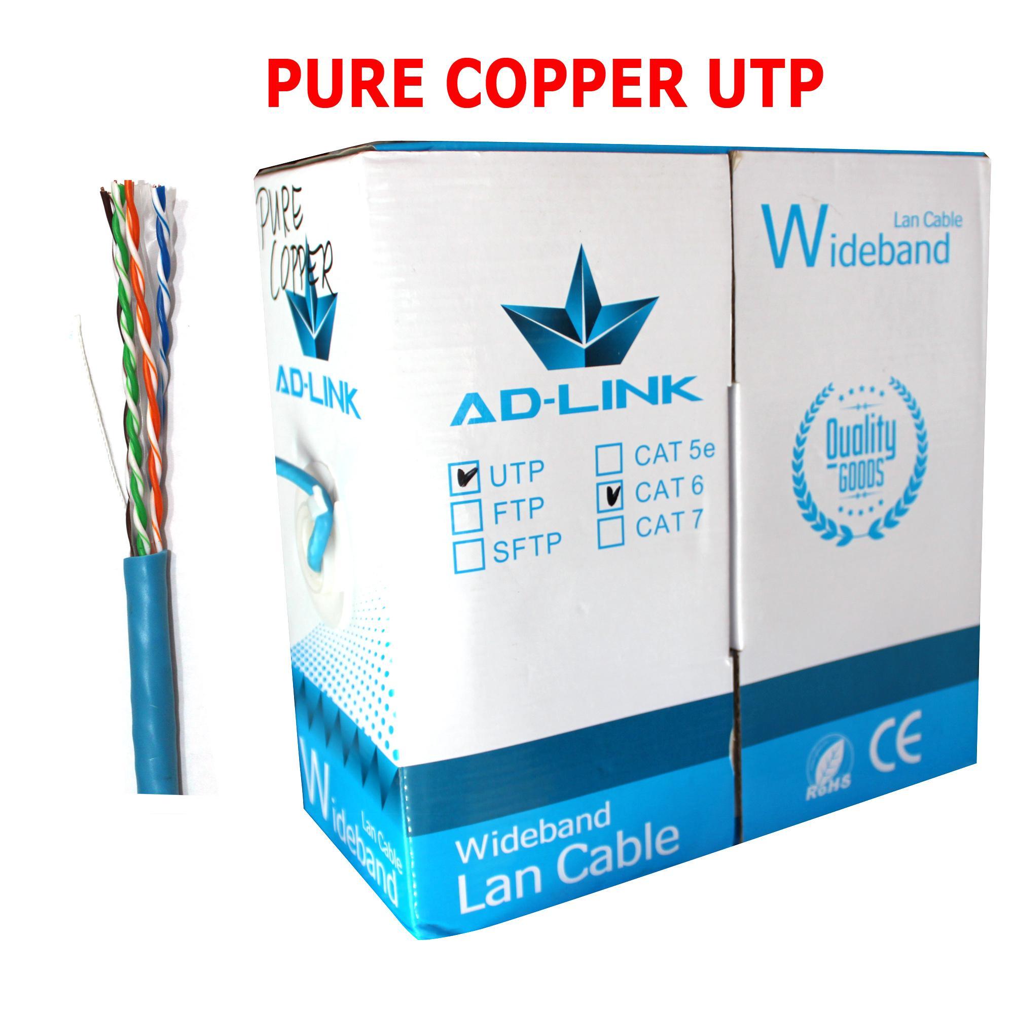 Ethernet Cable For Sale Etherner Adapters Prices Brands Specs Kabel Lan Belden 25 M Utp Rj45 Cat5e Original Usa Meter 100m Cat6 Pure Copper Ad Link