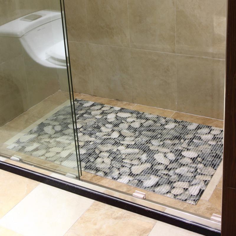 Bathroom Mat Kitchen Oil Resistant Mat Bathroom Waterproof Bathroom Di Ban Tie Shower Bath Toilet Household By Taobao Collection.