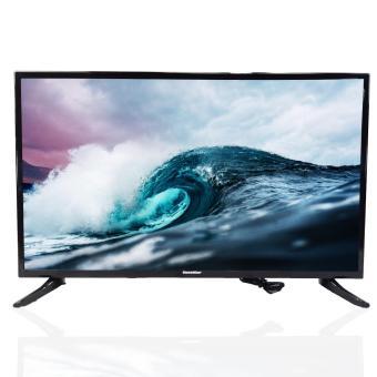 Ganzklar 32 LED TV Black LED-3299