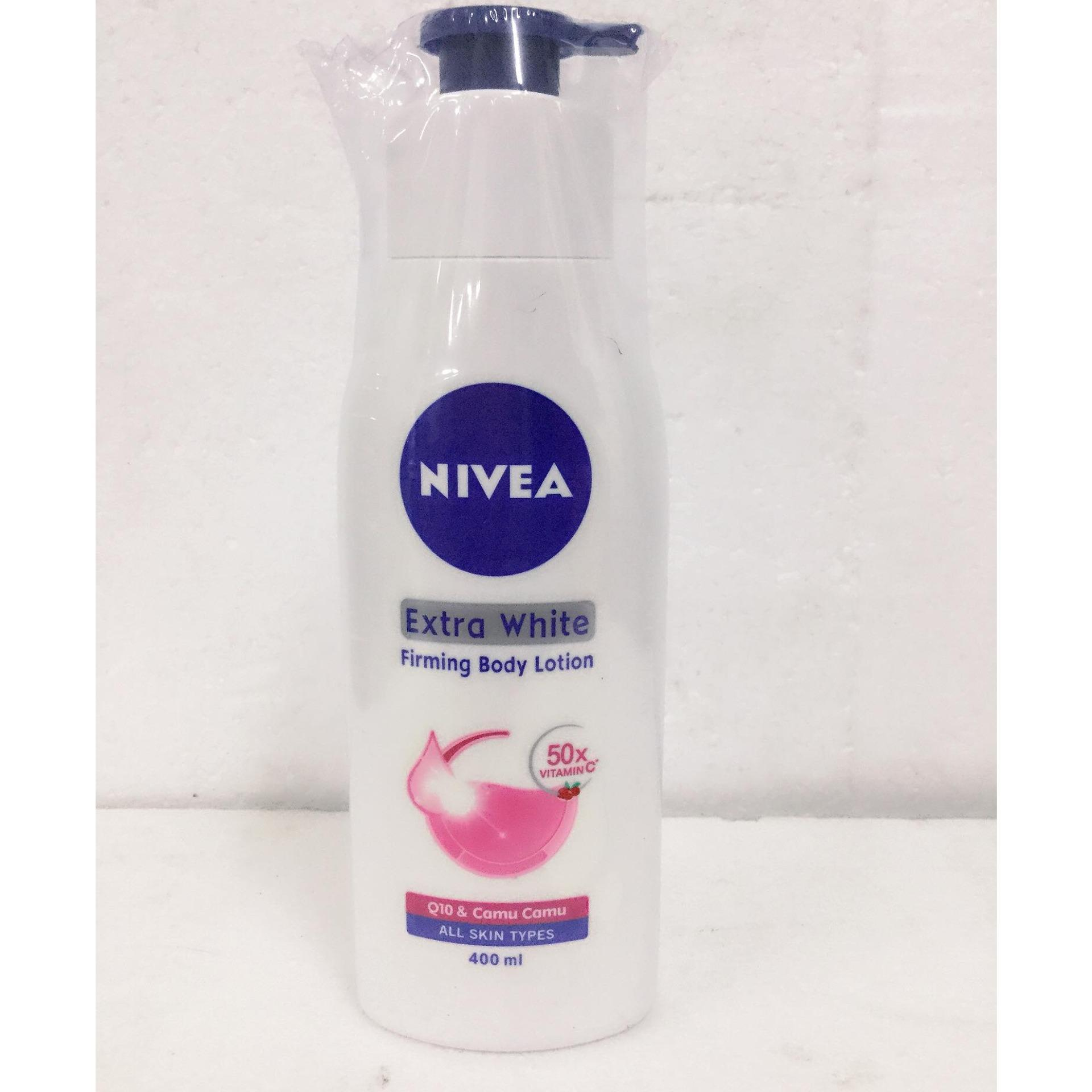 Buy Sell Cheapest Nivea Nvs Extra Best Quality Product Deals Body Lotion White Firm Smooth 200ml Whitening 400ml