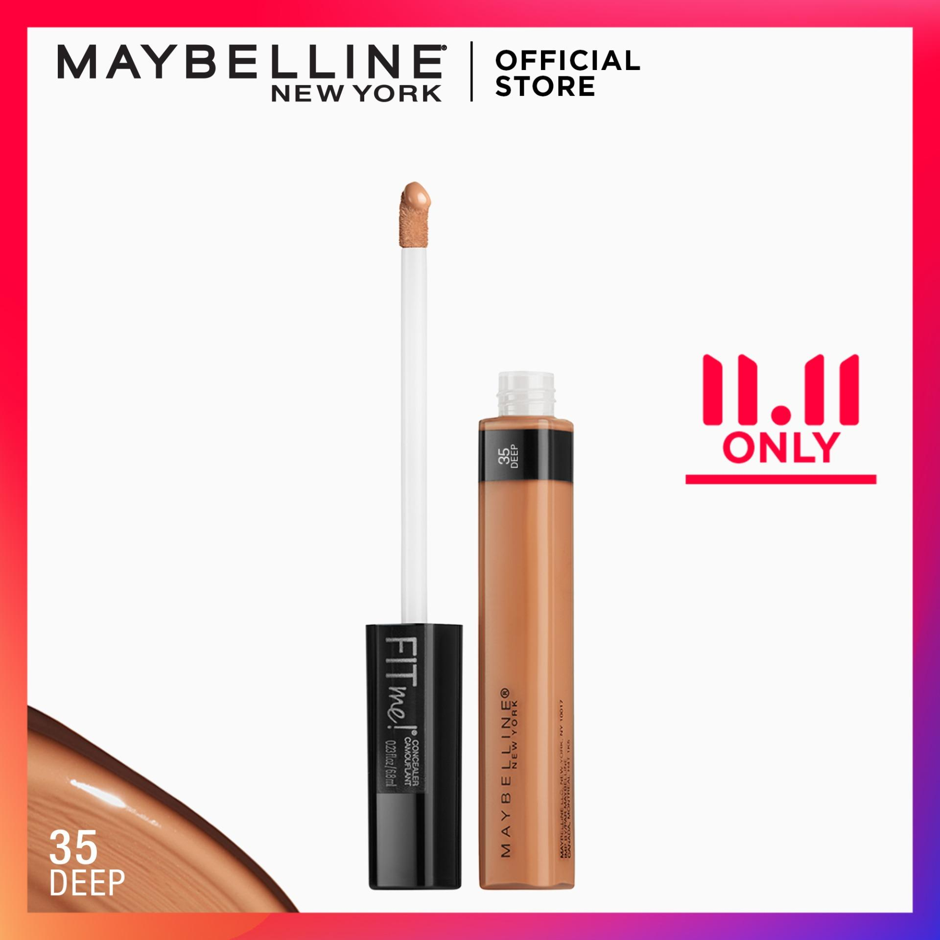 Fit Me Flawless Natural Concealer - 35 Deep [USA Bestseller] by Maybelline Philippines