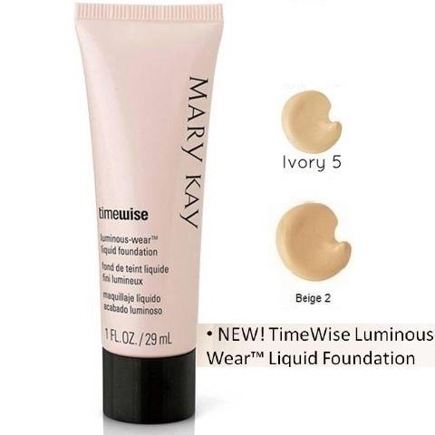 M Kay TimeWise® Luminous-Wear® Liquid Foundation Ivory 5 Philippines