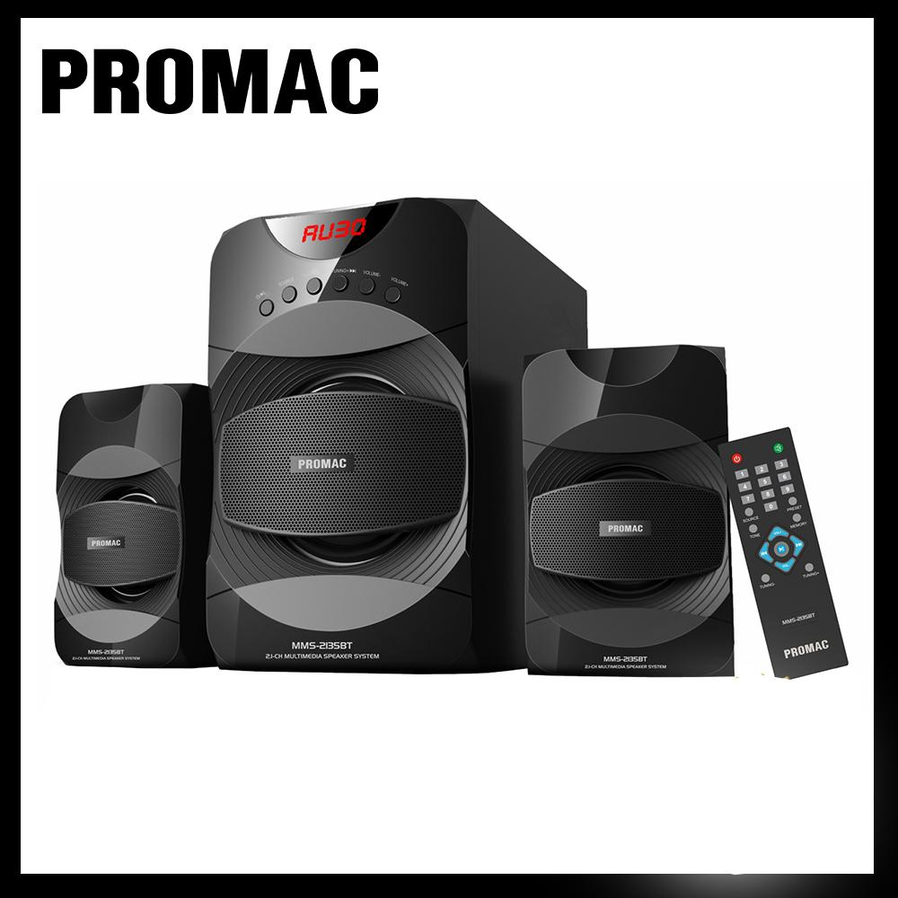 Promac MMS-2135BT Multimedia Speaker System