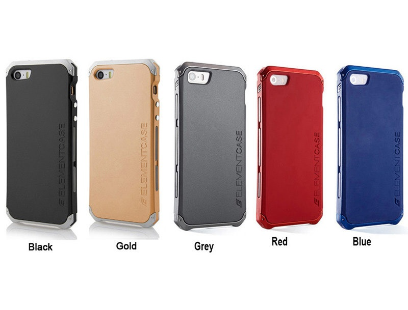 reputable site 73235 2884e Element Case Solace Protective Case Cover For Apple iPhone 5 / 5s