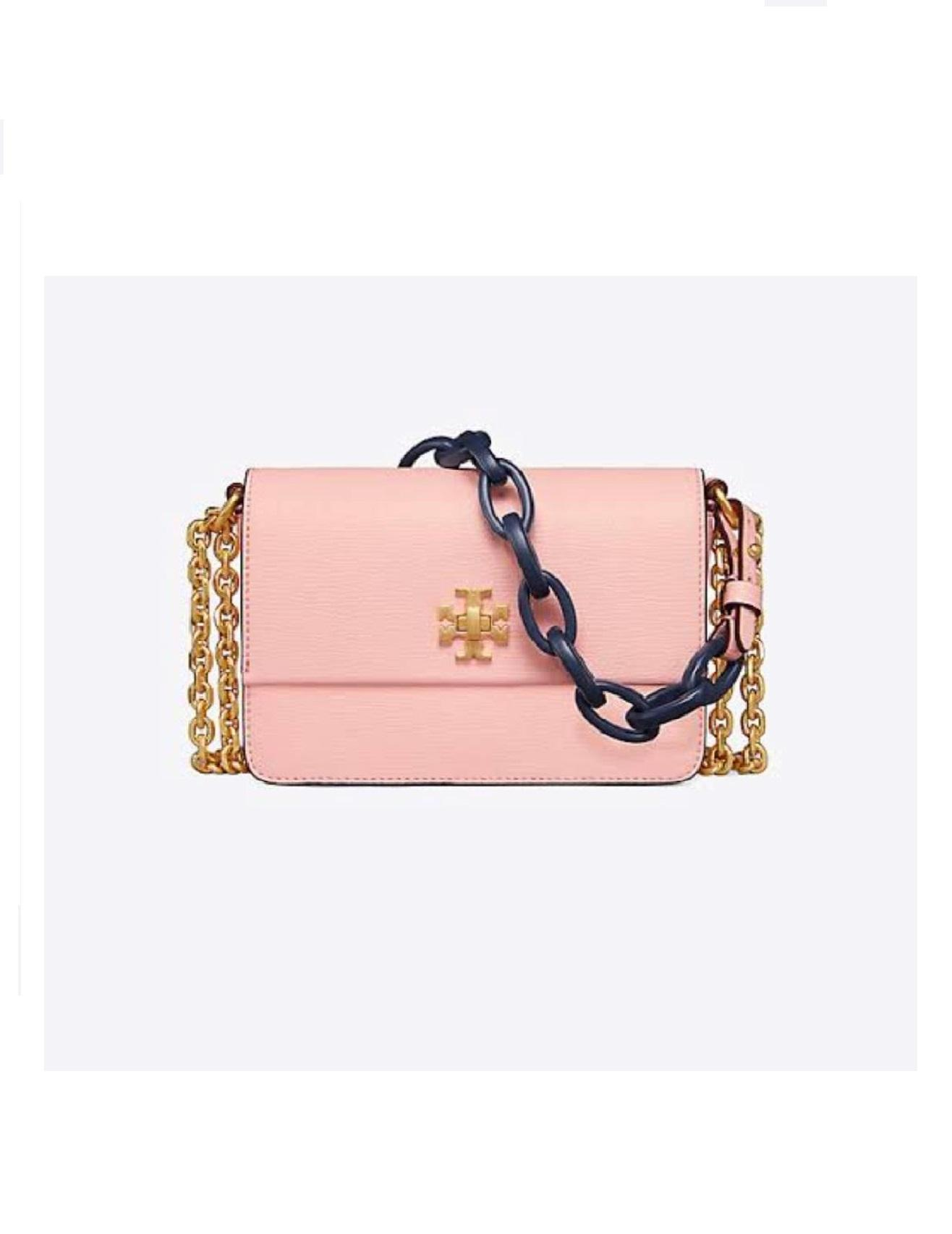 f2f58fae8e01 YFB Tory Burch Crossbody Shoulder Bag For Women - Baby Pink