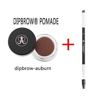 JBox# Anastasia Dipbrow Pomade Eyebrow ( AUBURN ) With Free #12 Brush Philippines
