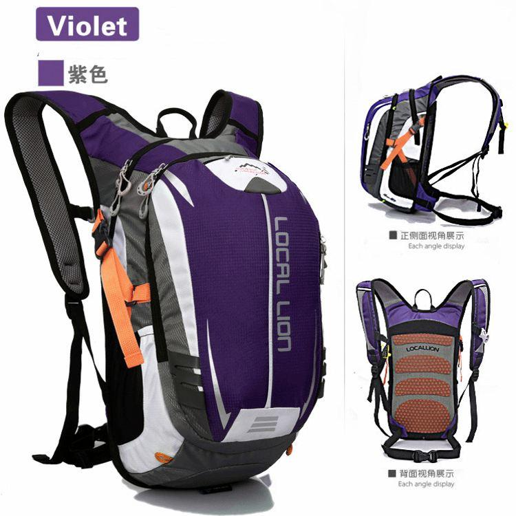 Outdoor Mountaineering bag bags Rides Luggage Mountain Bike Riding Backpack  Men And Women Ultra-Light 54d71d64f