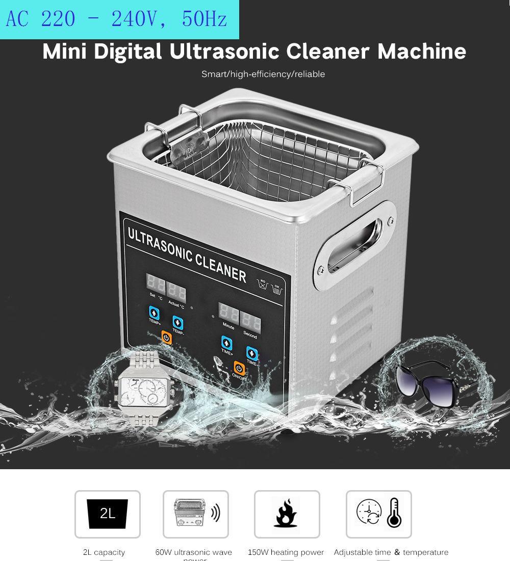 Diy Ultrasonic Cleaner With Heat   Diydrywalls org
