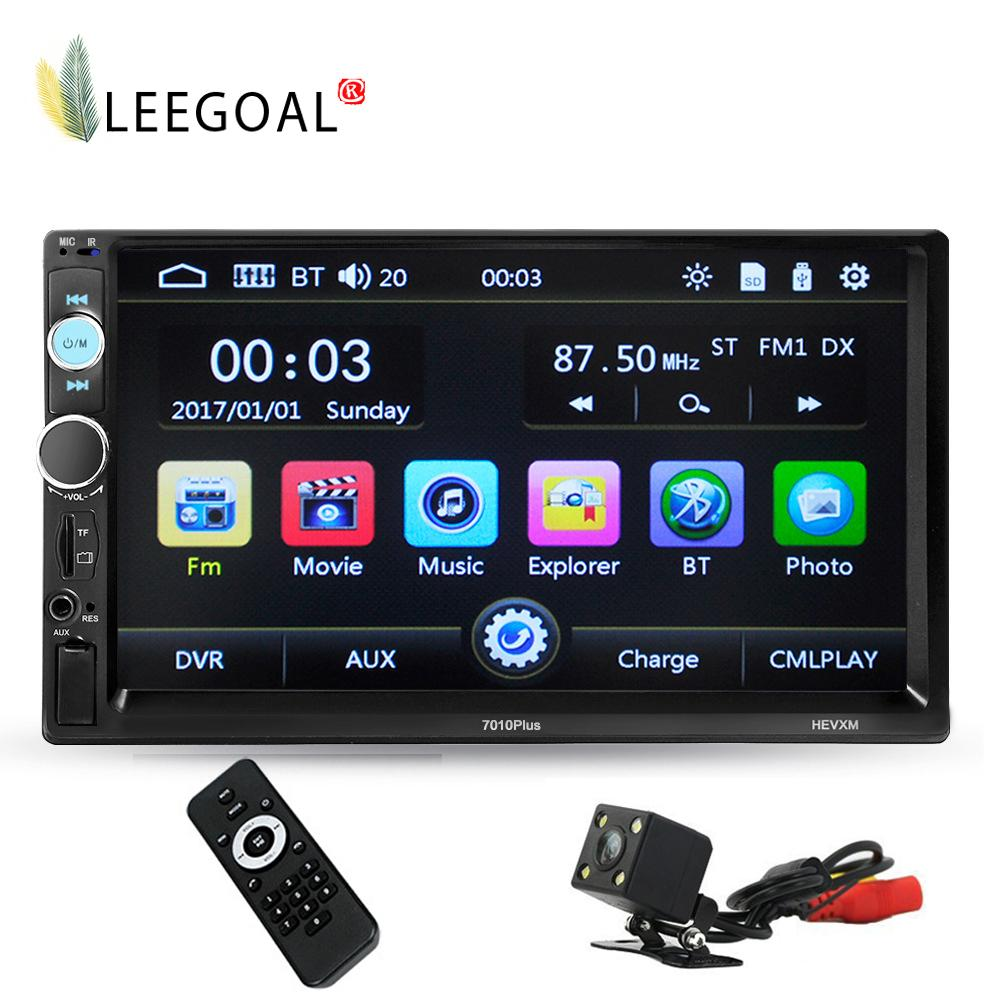 Car Stereo For Sale Cars Online Brands Prices Sansui Wiring Harness Leegoal 7inch Mp5 Player Touch Screen Universal Double Din Audio Bluetooth